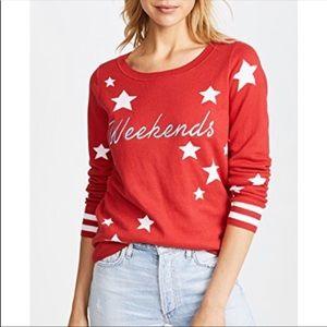 Chaser Weekends Sweatshirt